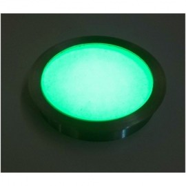 Spot de signalisation photoluminescent