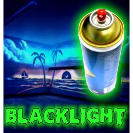Peinture Lumière Noire Uv En Aérosol 400ml Photoluminescentfr
