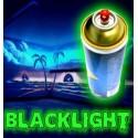 Peinture aérosol lumière noire UV en 400ml