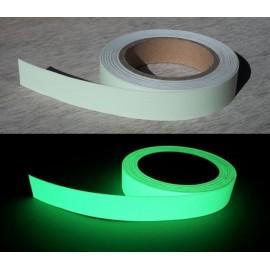 Bande photoluminescente adhésive - Vendue au mètre