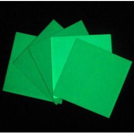 Panneaux phosphorescents aluminium haute résistance