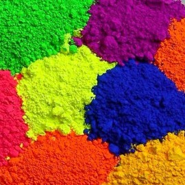 Pigment fluorescent en Poudre