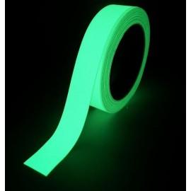 Bandes photoluminescentes auto-adhésives