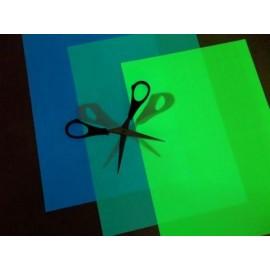 Les feuilles photoluminescentes