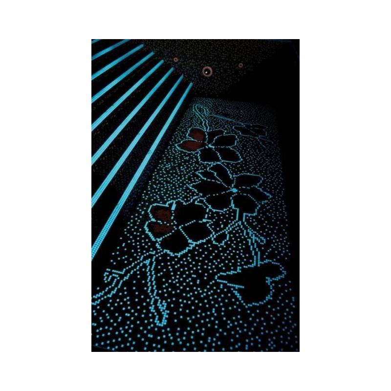 Carreaux de mosa ques effet photoluminescent for Carreaux mosaique
