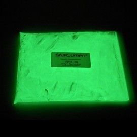 pigments phosphorescents imperméables (Hydro)