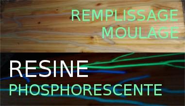 Résine Phosphorescente